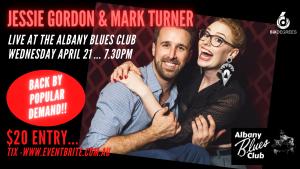 Jessie Gordon AND Mark Turner LIVE at Six Degrees