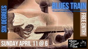 The Blues Train @ Six Degrees