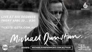 Michael Dunstan Live at Six Degrees