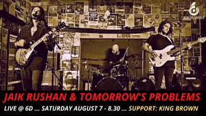 Jaik Rushan & Tomorrow's Problems