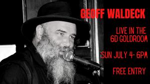 Geoff 'Rev' Waldeck