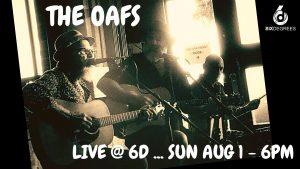 THE OAFS @6D