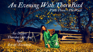 An Evening with ThornBird (Vikki Thorn from the Waifs) | Six Degrees, Albany