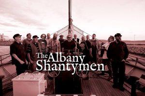 The Albany Shantymen @6D