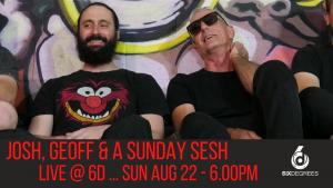 Geoff Scott & Josh Carson