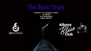 BLUES TRAIN @ 6D
