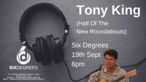 Tony King Live @ SixDegrees