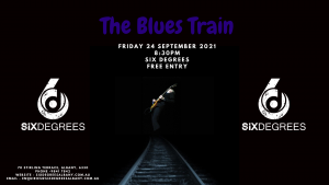The 6D BLUES TRAIN