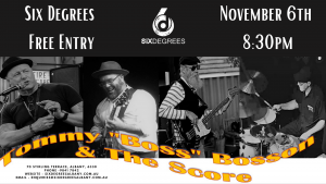 Tommy 'Boss' Bosson & The Score