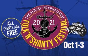 Six Degrees - The Albany International Folk n Shanty festival