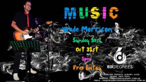 Wade Morrison - 6D Sunday Sesh
